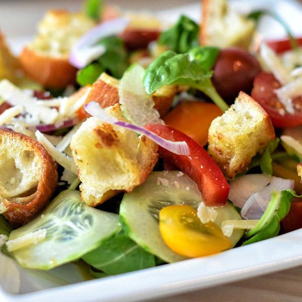 plat-salade